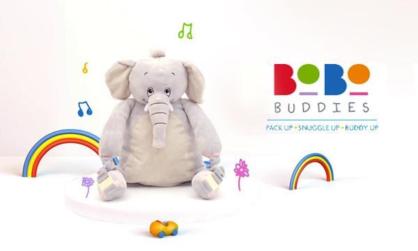 英國知名品牌 BoBo Buddies 安撫毯背包、防走失背包 正式登台 歡迎經銷商、通路商洽詢!