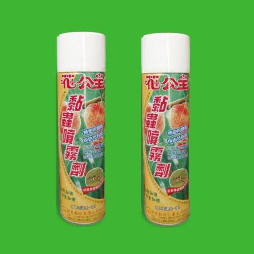 花公主黏蟲噴霧劑600ml*2罐~東方果實蠅防治(可超商取貨付款)