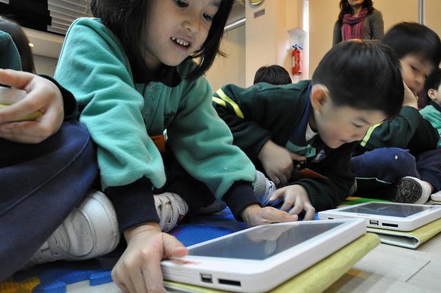 兒童閱讀電子書
