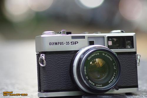 Olympus 35SP 機身-1