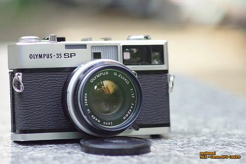 Olympus 35SP機身-2
