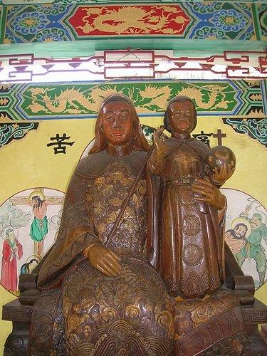 台南鹽水聖神堂