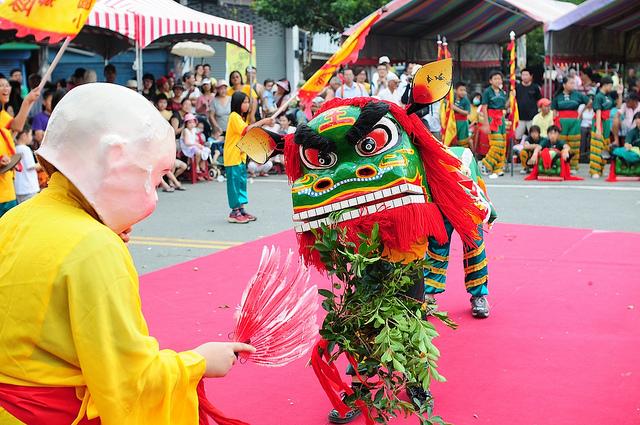 2010昌黎祠韓愈文化祭-客家舞獅技藝觀摩活動